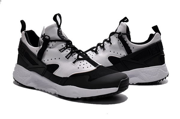 Womens & Mens (unisex) Nike Air Huarache Utility Black White 36-45 Australia